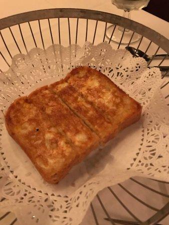 Hy's Steak House - Waikiki: チーズパン