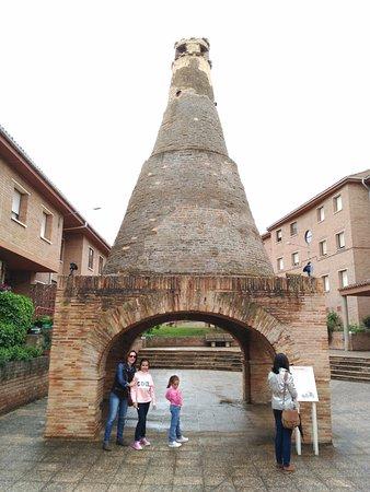 Ermita de Nuestra Senora de las Torres: Chimenea de las cocinas