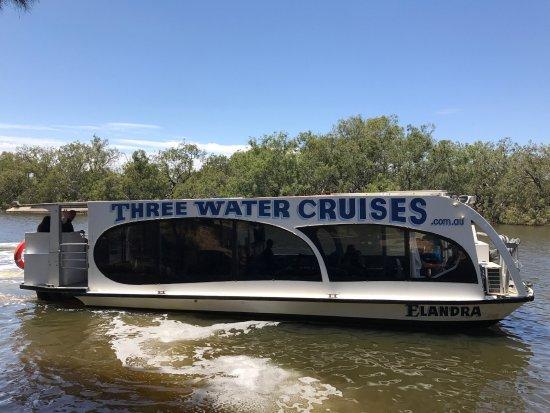 Bunbury, Australien: Cruising the Collie River