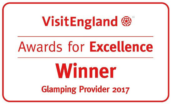 Osbaston, UK: VisitEngland Winner - Awarded Best Glamping Accommodation in England!