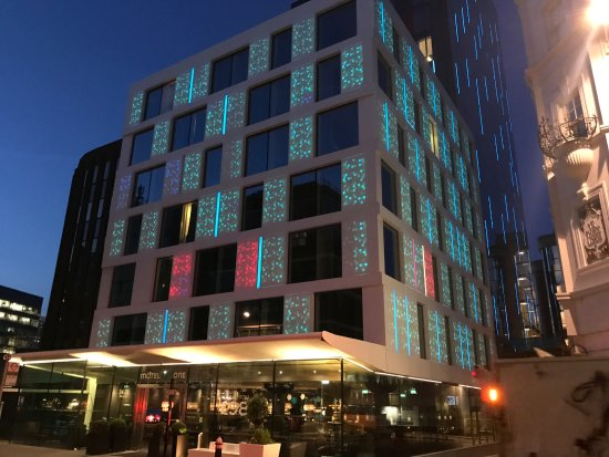 London Motel One Tower Hill