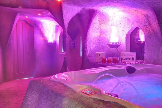 Worsley, UK: Cave Spa
