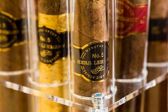 Herr Lehmann Cigarren-Manufaktur