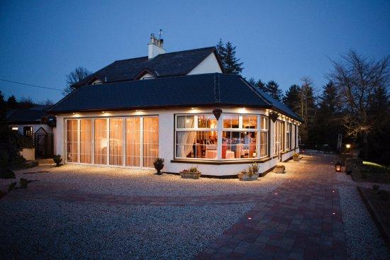 Fahan, Irlandia: Exterior of house