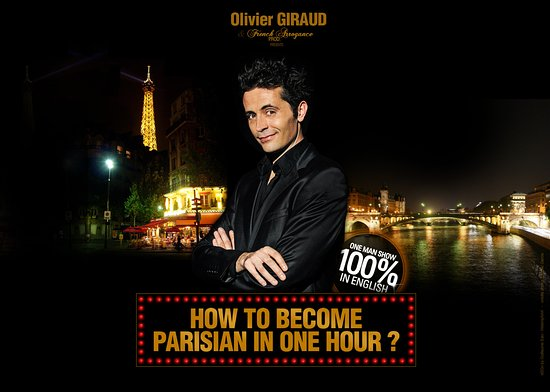 How to become Parisian in one hour?