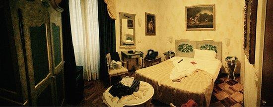 Hotel La Rosetta: Camera!