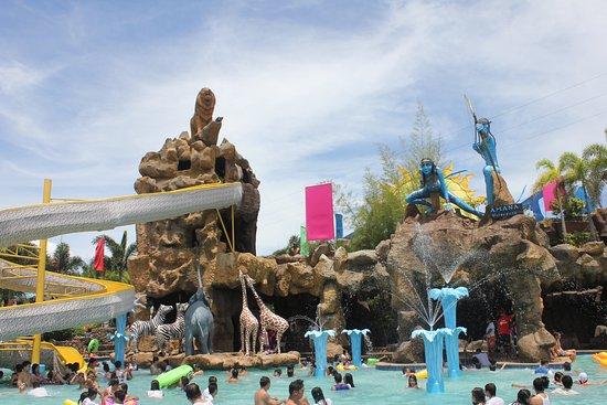 Amana Waterpark: Swimming pool