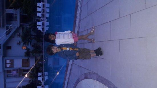 Dorian Hotel: Dorian pool