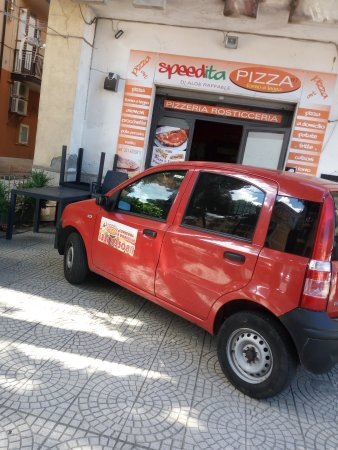 Vibo Valentia, Italy: Speedita Pizzeria