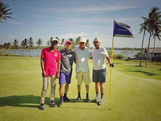Hambantota, Sri Lanka: Golf Course