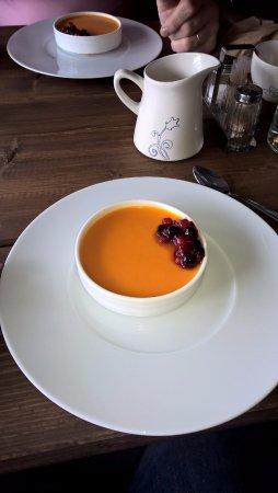 Mustasaari, ฟินแลนด์: dessert