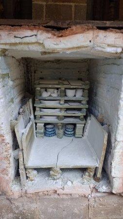 Ceramica Multicolor: oven