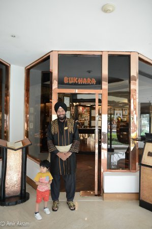 Bukhara : great service.. always with a smile