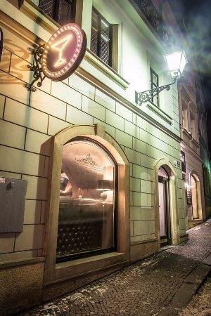 Brno, Tsjekkia: Bar 1920 London
