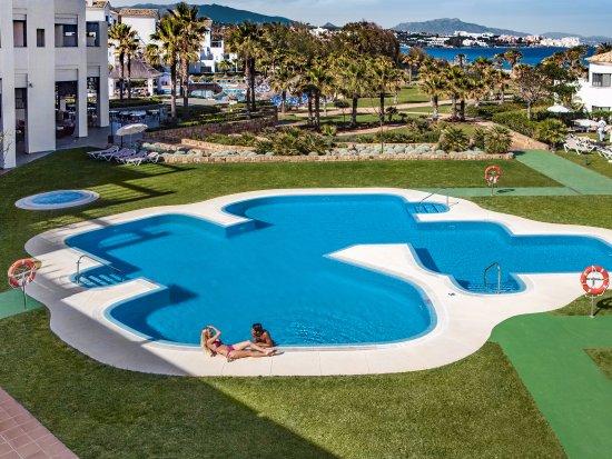 Hotel Fuerte Estepona: Piscina Adultos