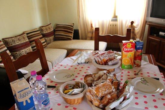 Affittacamere B&B SoleLuna: Sala per la colazione