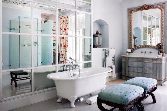 Wellington, Νότια Αφρική: Elegant Suite Bathroom
