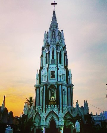 St. Mary's Basilica: Saint Mary