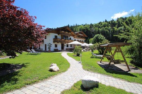 Hotel Pension Seeblick: Urlaub im Grünen