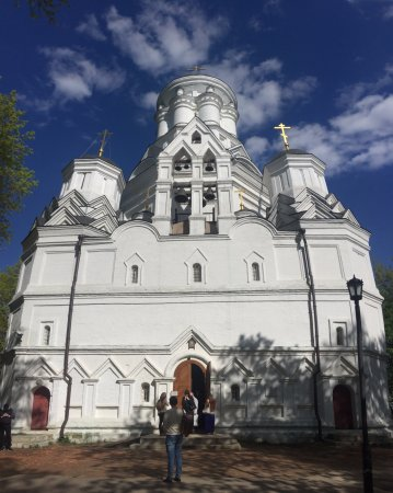 Church of The Beheading of John The Baptist in Dyakov