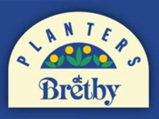 Burton upon Trent, UK: Planters at Bretby Logo