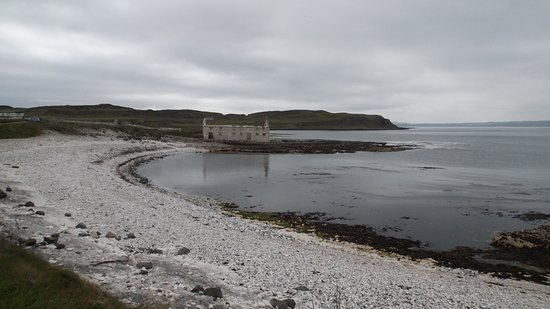 Rathlin Island, UK: The Beach