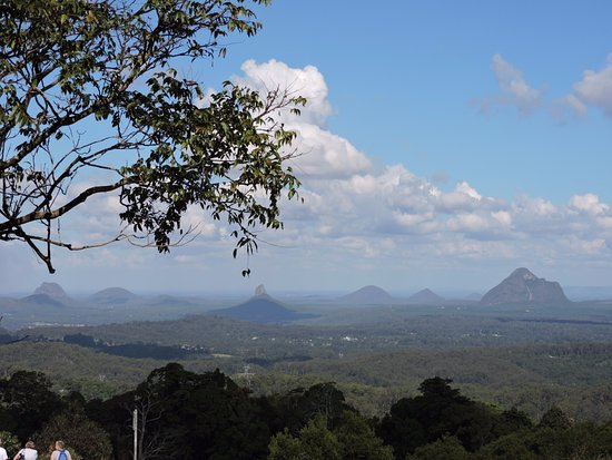 Maleny, Австралия: Glasshouse Mountains