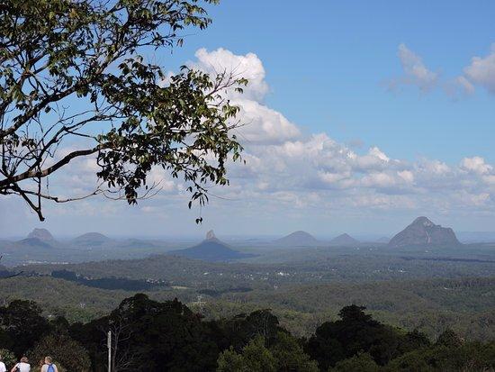 Maleny, Australien: Glasshouse Mountains