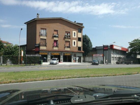 Cinisello Balsamo, إيطاليا: Yummy Sushi