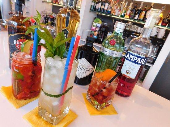 La Zenia, إسبانيا: Cocktails
