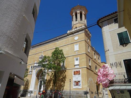 Mahon, Espanha: ESGLESIA SANTA MARIA DE MAO