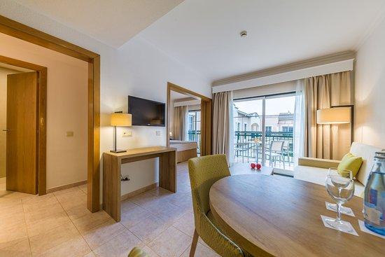 Zafiro Menorca: Apartament Select Pool View