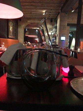 le point rouge bordeaux restaurant avis num ro de t l phone photos tripadvisor. Black Bedroom Furniture Sets. Home Design Ideas