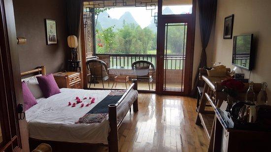 Potret Yangshuo Mountain Retreat