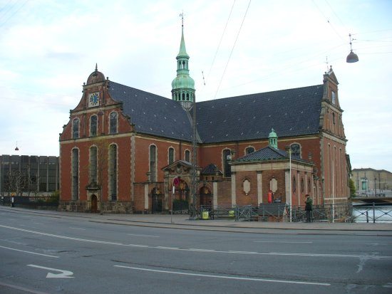 Holmens Kirke - Foto di Holmens Kirke, Copenhagen - TripAdvisor