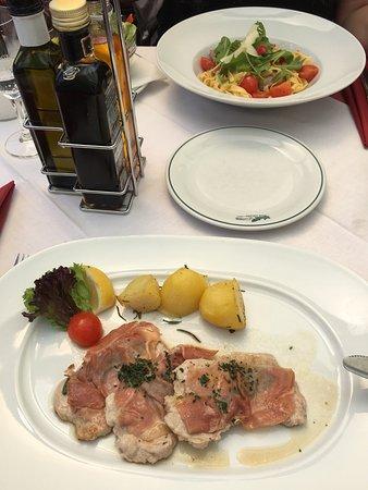 """Seewalchen am Attersee, النمسا: Ristorante """"Fischer Sepp"""""""