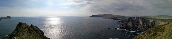 Portmagee, Ireland: Panorámica Kerry cliffs