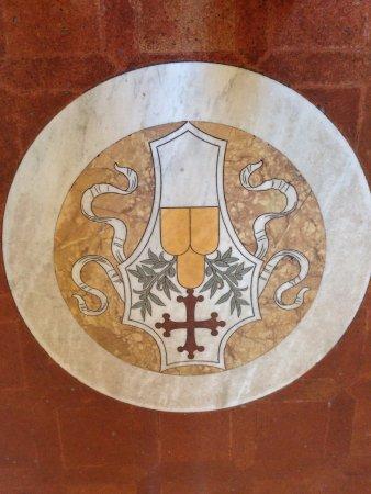 Asciano, Italië: Monte Oliveto Maggiore 6