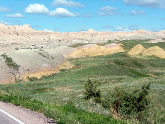 Interior, SD: Badlands Loop RD