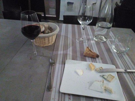 Casse-Cailloux : Assortiment de fromage