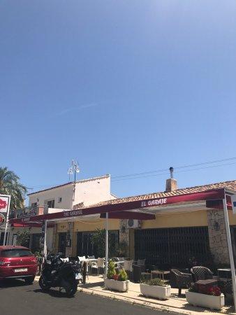 Los 10 mejores restaurantes cerca de Mapamundi Denia
