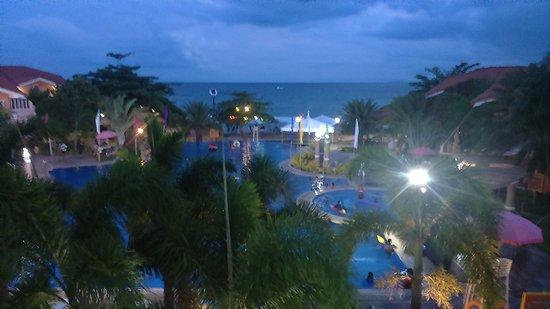 Estrellas de Mendoza Playa Resort: View from our room