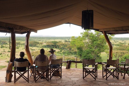 Eagle View, Mara Naboisho: View from Eagle View