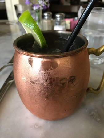 Richmond, IN: THE Best Moscow Mule I've Had!