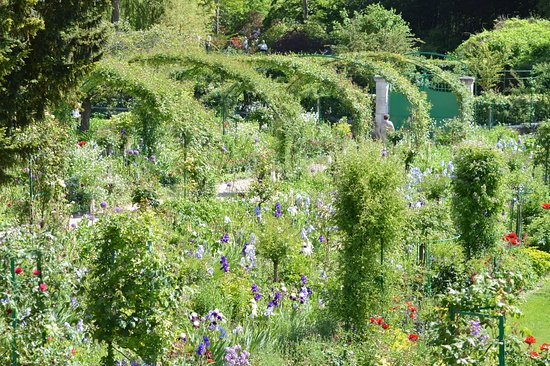 Casa e Jardins de Claude Monet Foto