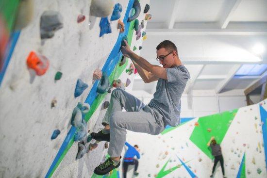 Zero Gravity Climbing Gym