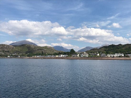 Shieldaig, UK: Beautiful trip out to see sea eagles, seals and scenery.