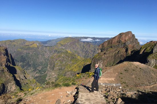 Pico do Arieiro: The most awesome visit