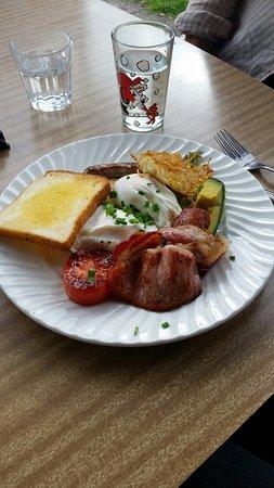 Marrickville, Australia: Big Breakfast
