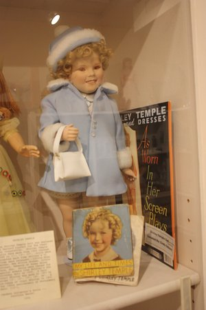 Deming, Nuovo Messico: doll display